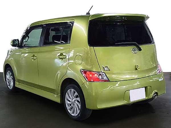 トヨタ bb 車 6