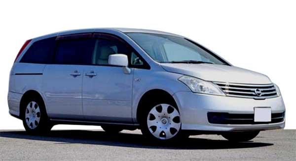 不人気車 ミニバン 6