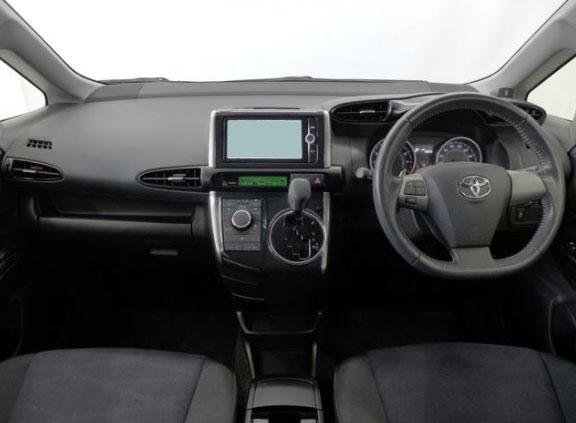 トヨタ ウィッシュ 5ナンバー ワゴン 5